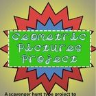 An Anytime Activity!  I have used these projects in a variety of ways: an introduction to my Geometry course, a review before a midterm or exam, re...