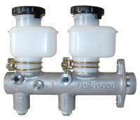 Wilwood 260-8794 1.00 Master Cylinder with Tandem Reservoir Wilwood 260-8794 1.00in Master Cylinder, w/Tandem Reservoir. Dimension LxWxH : 10.1x7x2.9.  #Wilwood #AutomotivePartsAndAccessories