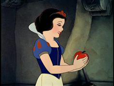 Similarly, Macbeth and Snow white are tempted to do something terrible, and they both regret it afterwards