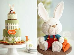 Harry the bunny cake
