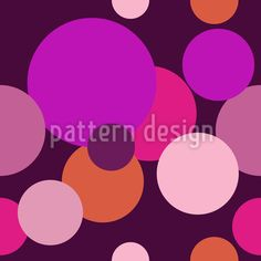 Different Sized Polka Dots Design Pattern Peter Andre, Simple Geometric Pattern, Dots Design, Polka Dots, Retro, Polka Dot, Dots, Mid Century, Polka Dot Fabric