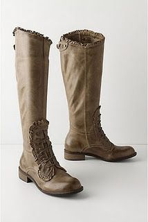 Miss Albright Loose Rein Boots