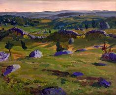 John Sloan - Dogtown 1916