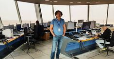 AIBD Control Tower Senegal . . . . .  #dakar #senegal #airport  #aibd #africa #airbus #Autocad #aircraft #modelling #airplane #avion #3designe #pilot #flight #aerogar  #pole #solarpower #solarenergy #shisha #world #transformers #nargile  #travel #natur #landing #avion #havaalanı #twentyonepilots #world #instagood #3d