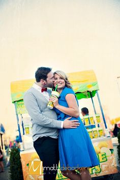 Our engagement Celebration of love at the Illinois State Fair