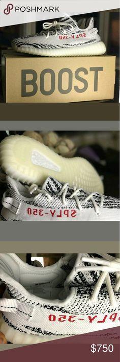 22f6aa00a493e Adidas Yeezy boost 350 v2 Zebra color New adidas yeezy boost 350 v2 color  zebra