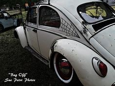 Vintage Vw Bug Photos in Sepia Black and White by SuePetriPhotos, $20.00
