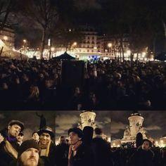 Nuit Debout ! Paris le 40 mars