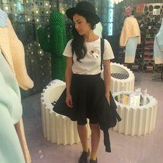 10 CORSO COMO Milano #sweatwear #vichy #andreaofficial #ss #fashion #super #supermilano #blog #style #blogger #lindatol #webelieveinpink