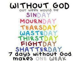 So true go to God for your problems he is always there I promise!!