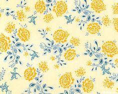 The Giving Garden - Folk Rose & Flourish - Buttercream