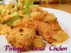 Kick boring ol' chicken tenders up a notch with a delicious pineapple glaze! WLS Meals. WLS Recipes. Eating Bariatric.
