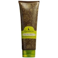 Buy Macadamia Deep Repair Masque (100ml) , luxury skincare, hair care, makeup and beauty products at Lookfantastic.com with Free Delivery.
