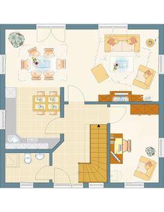 BRAVUR 130 Erdgeschoss