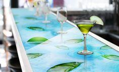 Products Gallery - Interactive Bar http://arcreactions.com/ #restaurants #digitalsignage