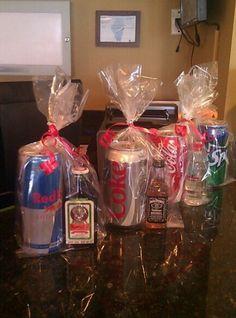 Mix drinks bag