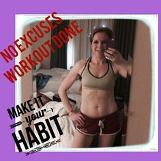 No excuses!! #21dayfix workout done on vacation!! Let me motivate you :-) www.sarahkoury.com Sarah.marcaurele@gmail.com