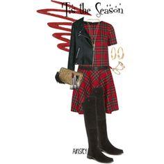 """'Tis the Season **"" by mtngusa on Polyvore"