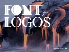 Font for Logos - Cyanide Typeface