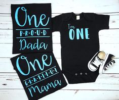 baby boy birthday party Custom Family Shirts for First Birthday, Birthday Boy Cake Smash Outfit, Turquoise, Teal, Blue Baby Boy Birthday Themes, Boys First Birthday Shirt, Boys First Birthday Party Ideas, Custom Birthday Shirts, Family Birthday Shirts, 1st Birthday Outfits, Boy Birthday Parties, Spooky Halloween, Cake Smash Outfit Boy