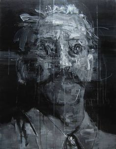 "Saatchi Art Artist Kim Byungkwan; Painting, ""face_madness #05"" #art"