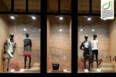 Marks & Spencer windows 2014 Spring, Budapest