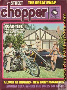 1975 Denver's Choppers & Eliminator Boats – The Big Swap