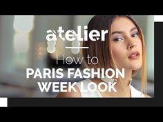 How to: PARIS FASHION WEEK LOOK mit Stefanie Giesinger - YouTube