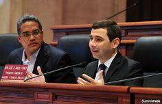 Senado ve hoy medida para jóvenes empresarios