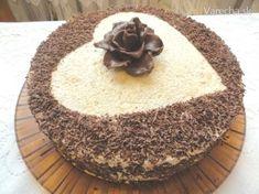 Jednoduchá orechová torta (fotorecept)