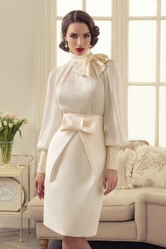 Dress for marriage blessing