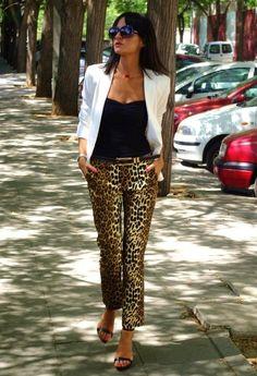 en busca..  , Zara (new collection) en Pantalones