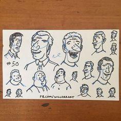 #willorr #art #50 #part1 #charactersketches #sundayfunday #happyfathersday #pensketches #cartoonist #cartoons #sketching #drawing #portraitart #penandinkportraits #penandinksketches #handdrawnart #handdrawn #artist #caricature #comics #illustrations #artists #artistsoninsta #pilotg2 #pilotpens #sketch #pen #ink #draw http://ift.tt/26bFf5r - http://ift.tt/1U6eqe8