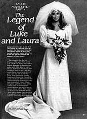General Hospital Laura in her wedding dress to wed Luke Movie Wedding Dresses, Wedding Movies, Wedding Couples, Female Actresses, Actors & Actresses, Laura Spencer, Genie Francis, Luke And Laura, Medical Drama