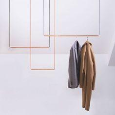 Copper hanger KAPSTOK – CROWDYHOUSE