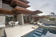 Create resort style living with Multi-Slide Patio Doors! Indoor Outdoor Living, Outdoor Spaces, Outdoor Decor, Sliding Patio Doors, Resort Style, Open Up, Luxury Lifestyle, Luxury Homes, Create