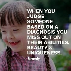 Jewish Special Needs Education: Removing the Stumbling Block: #BlogElul 20 – Judge: We Judge One Another