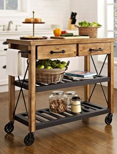 Brighton Kitchen Cart