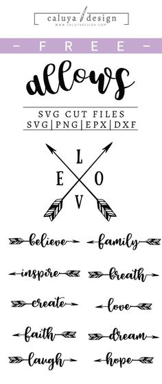 Free Letter Arrow SVG, PNG, EPS & DXF by Caluya Design. Compatible with Cameo Silhouette, Cricut and other major cutting machines!Perfect for your DIY projects, Giveaway and personalized gift. Cricut Air, Cricut Vinyl, Svg Files For Cricut, Vinyl Decals, Free Cricut Fonts, Free Printable Clip Art, Cuadros Diy, Arrow Svg, Stickers