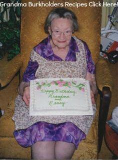 Grandma Burkholders Recipes  Refrigerator Mashed Potatoes