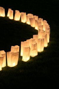 Lighting at a wedding??...