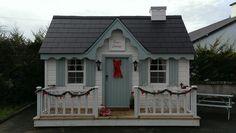 Evie's cottage/playhouse