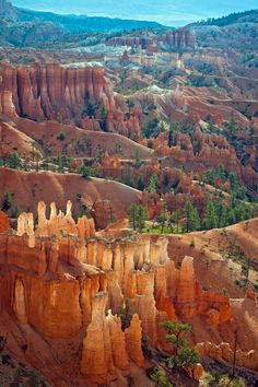 Beautiful shot of Cedar Breaks National Park in Utah, USA, during the summer of provided by Getty Images. Bryce Canyon, Grand Canyon, Landscape Photos, Landscape Photography, Photography Photos, Monument Valley, Us National Parks, Le Far West, Death Valley