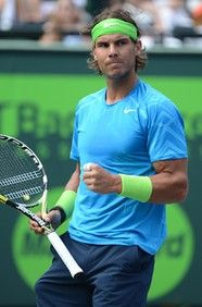 Rafael Nadal comes in at #47 on Forbes list of The Celebrity 100.  #tennis
