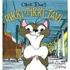 Yeah Riki Tiki Tavi!  I watched this every year when it came on around Easter!  Loved this little Mongoose!!!