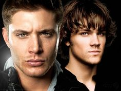 """Jared Padalecki and Jensen Ackles who play Dean and Sam Winchester on """"Supernatural"""" are from Lawrence."""