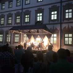 Nacht der Musik  #passau #altstadt #kultur May 27 2017 at 09:57PM