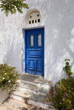 5 Islands: Tinos – Door - Cycladic Islands, Spring 2016 (Tinos, Serifos, Sifnos, Milos, Folegandros) Tinos, South Aegean, Greece