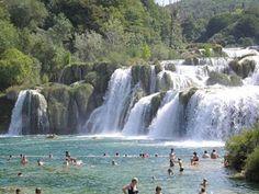 Krka Watterfalls - Croatia