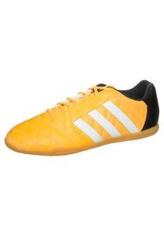 FREEFOOTBALL SUPERSALA - Chaussures de foot en salle - solar gold/core white/core black
